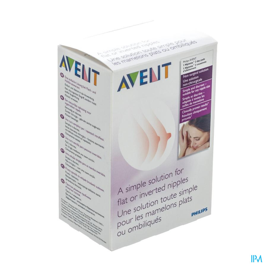 Philips Avent Niplette Single SCF152/01