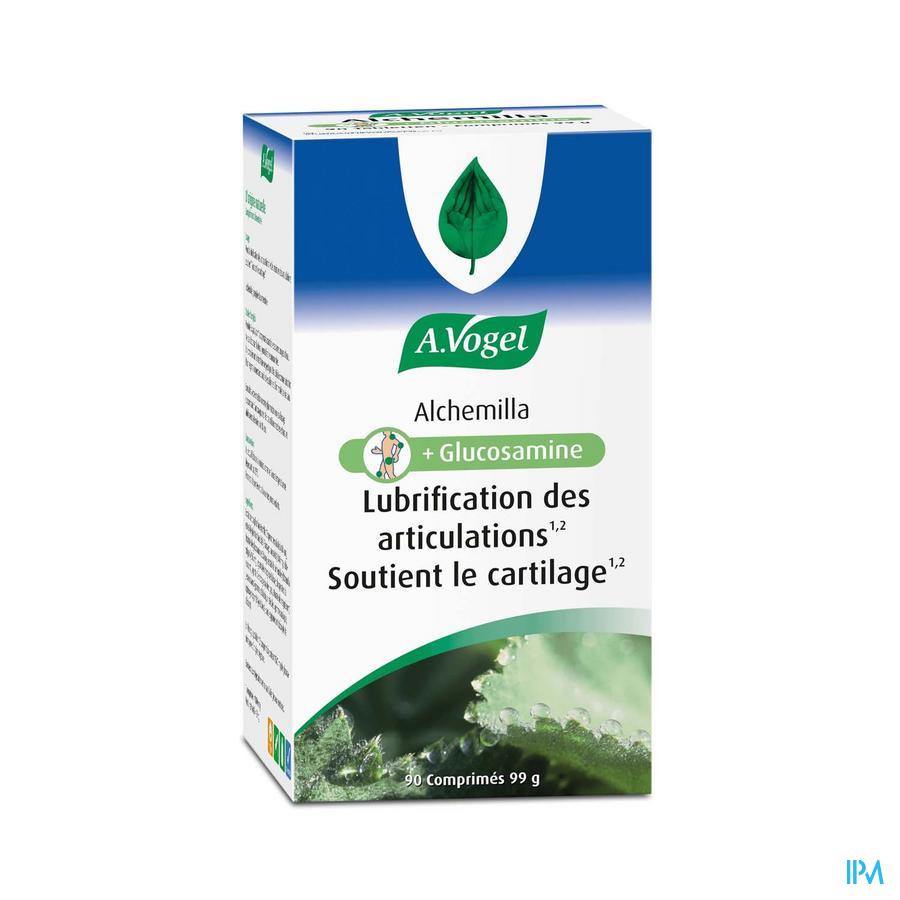 Vogel Alchemilla Glucosamine Gewrichten Tabletten 80  -  Biohorma