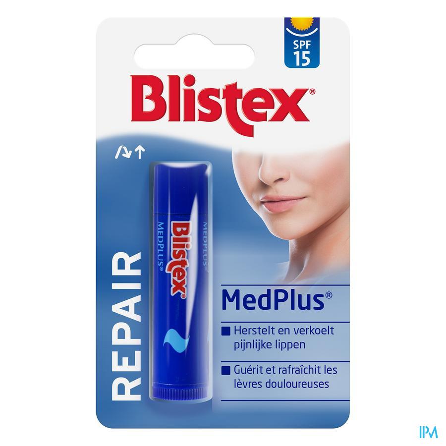 Blistex Med Plus Stick 4,25g