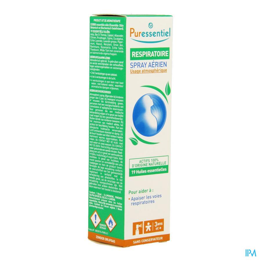 Puressentiel Respiratoire Spray Aerien 20ml