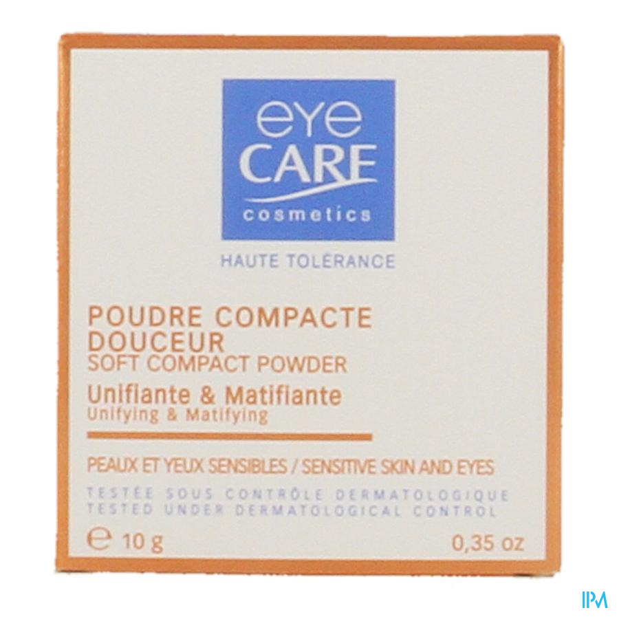 Eye Care Pdr Compacte Beige Dore 7
