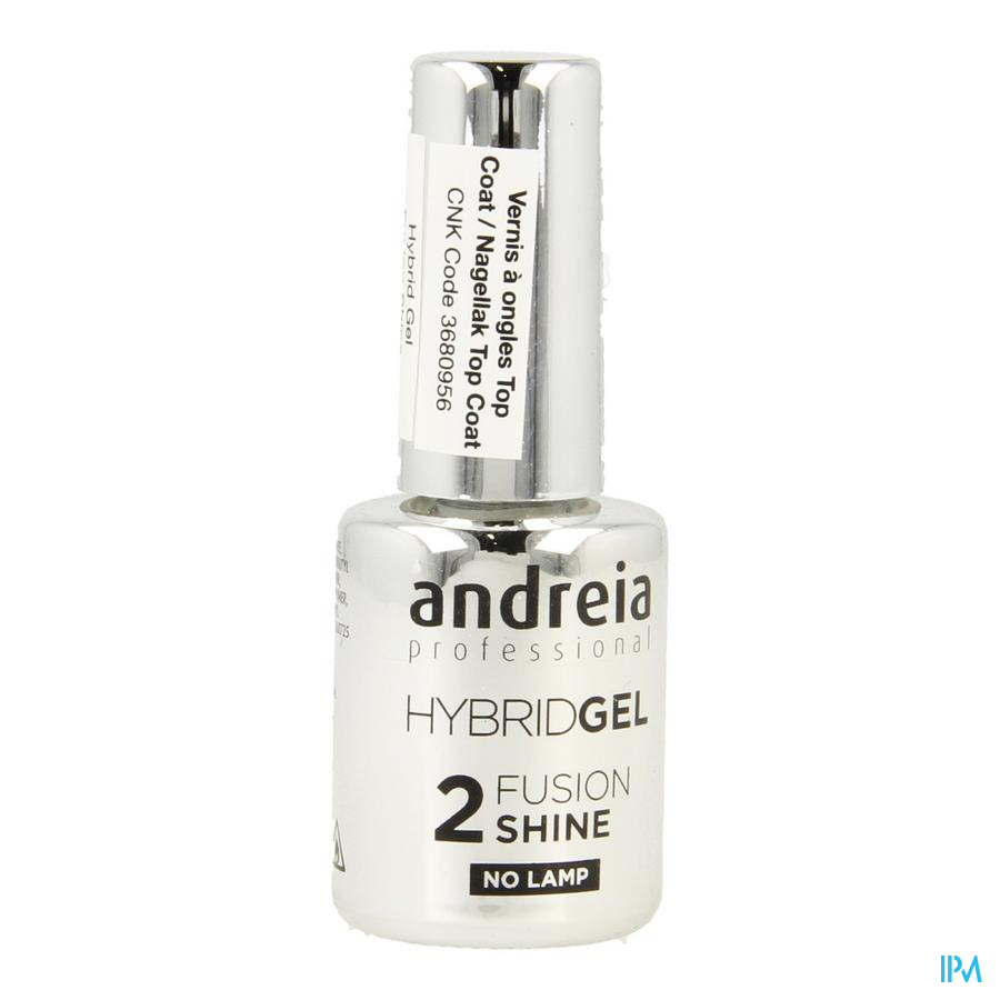Eureka Care Nageleffect Top Coat Fus. Shine 10,5ml