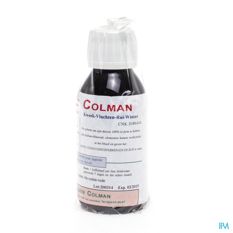 Colman Succes Fl 125ml