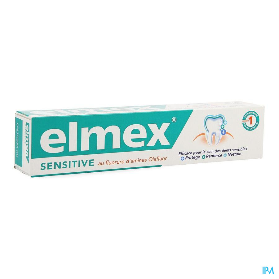 Dentifrice elmex® Sensitive Tube 75ml