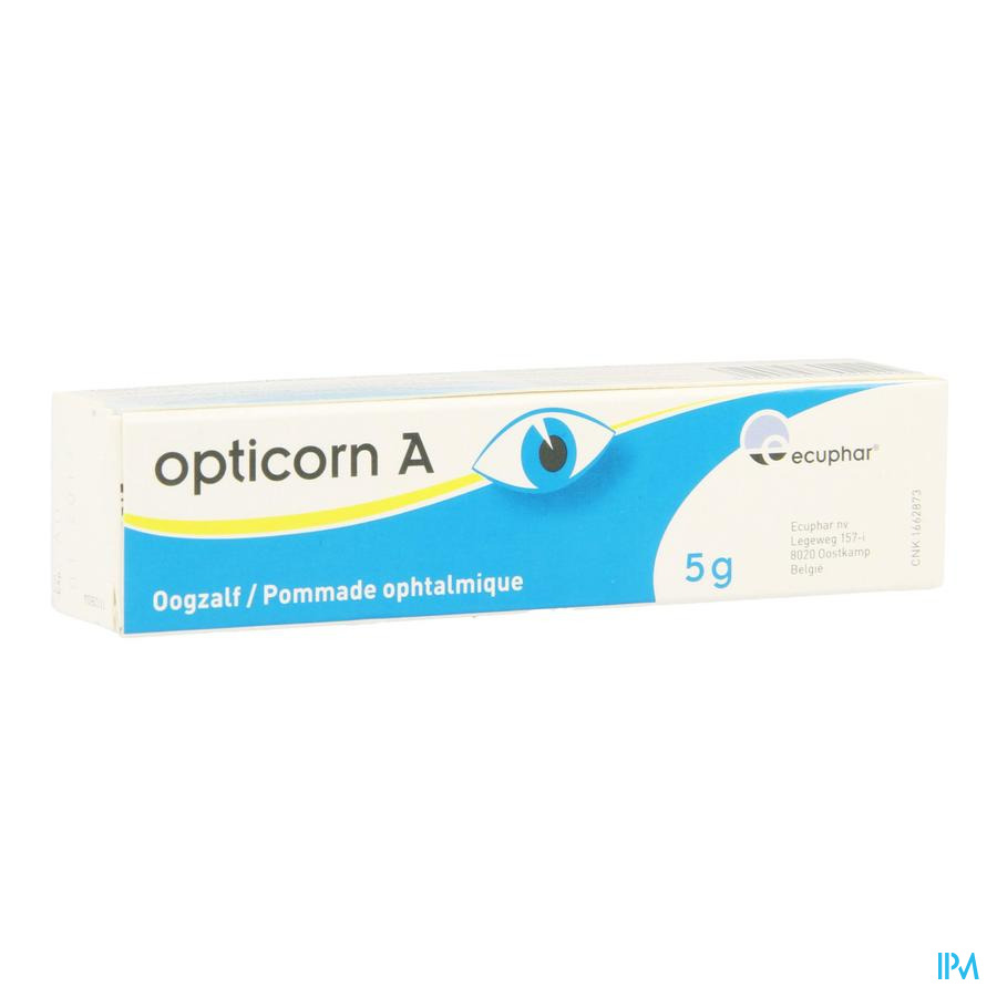 Opticorn Ad Pommmade Oculaire Tube 5g