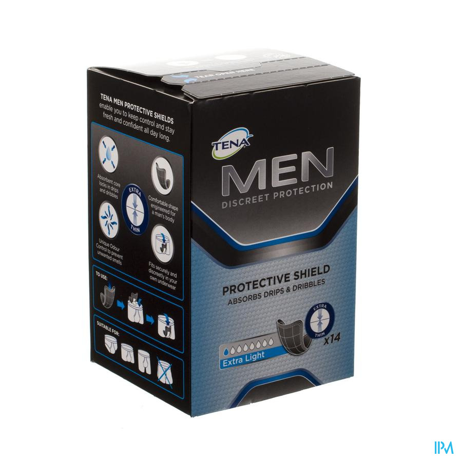 Tena Men Protective Shield 14 750403