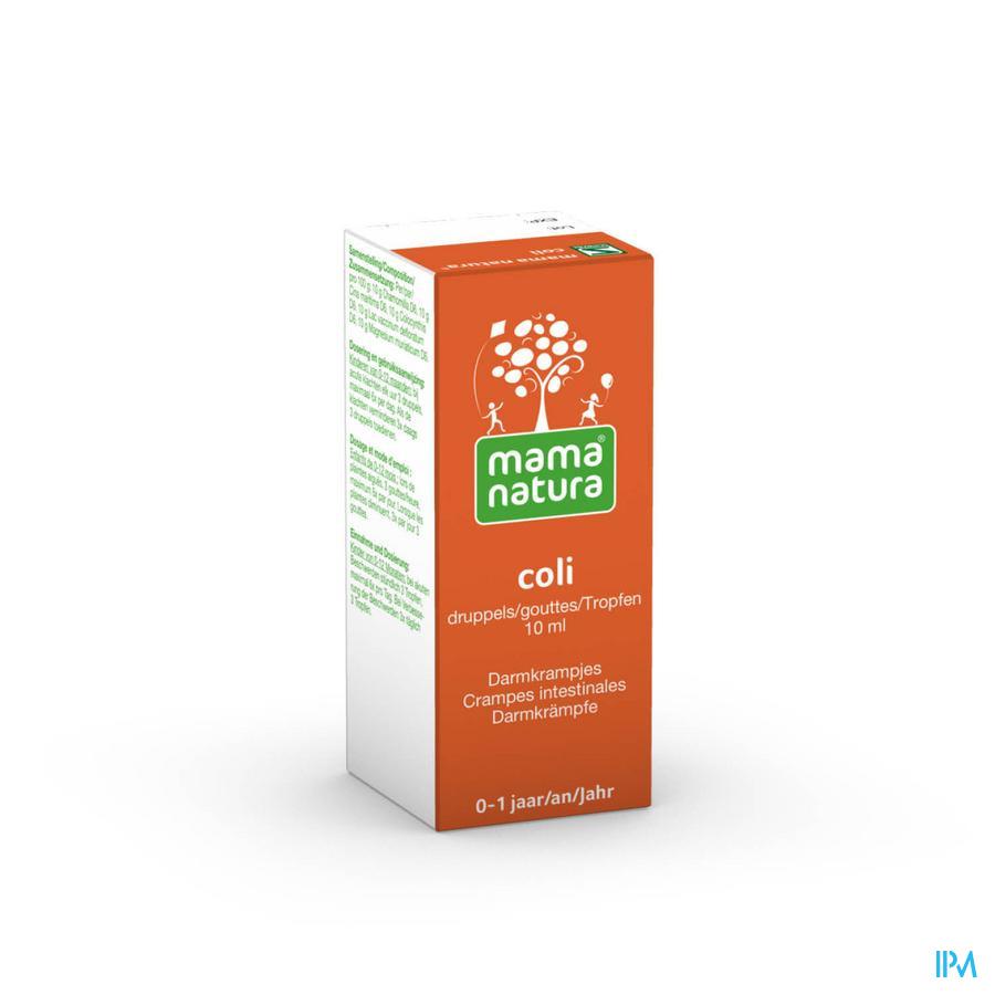 Mama natura coli 10 ml gouttes orales