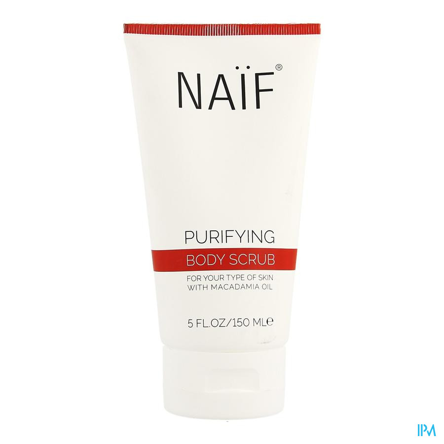 Naif Grown Ups Exfoliant Corps Purifiant