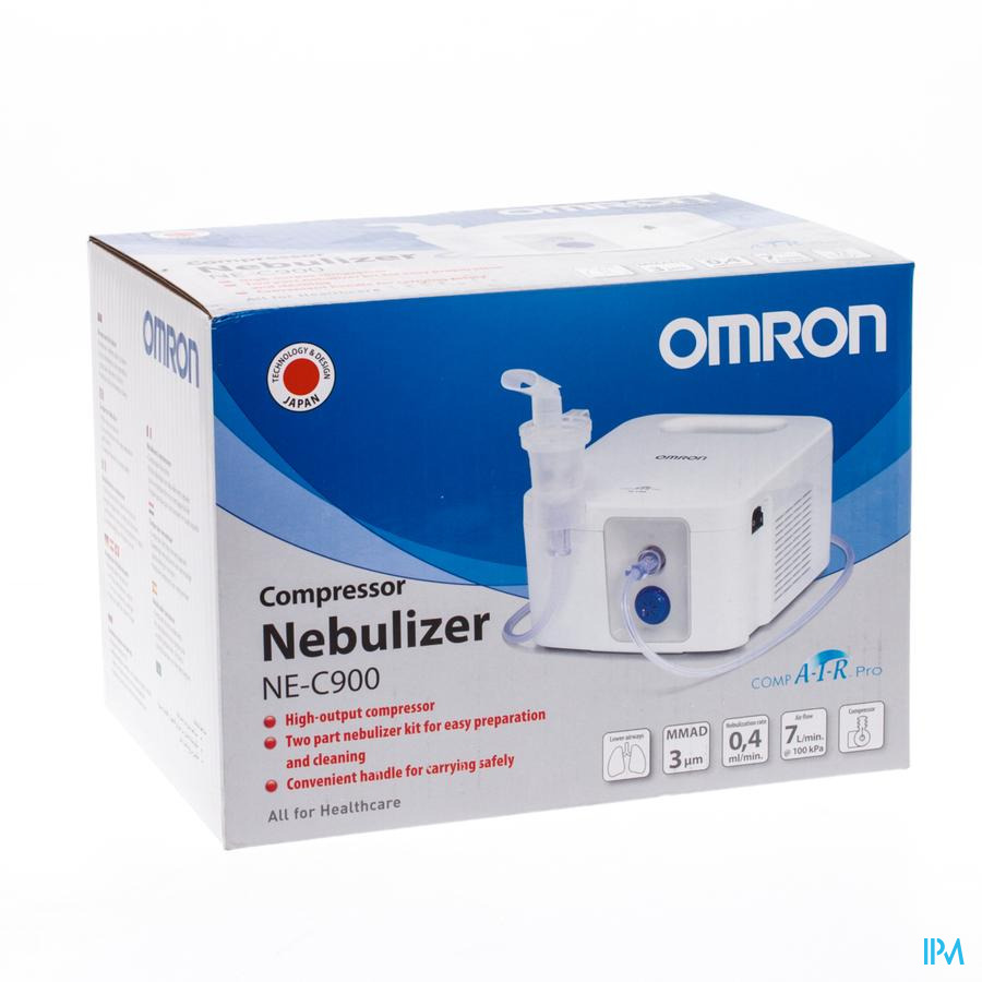 Omron C900 Compressor-verstuiver