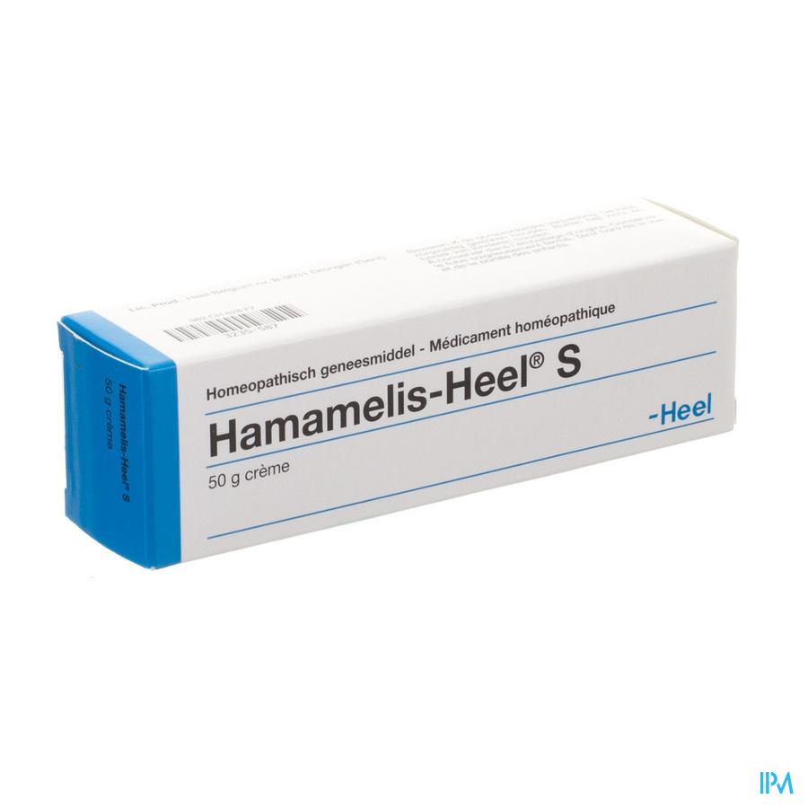 Hamamelis-heel S Creme 50 gr Heel