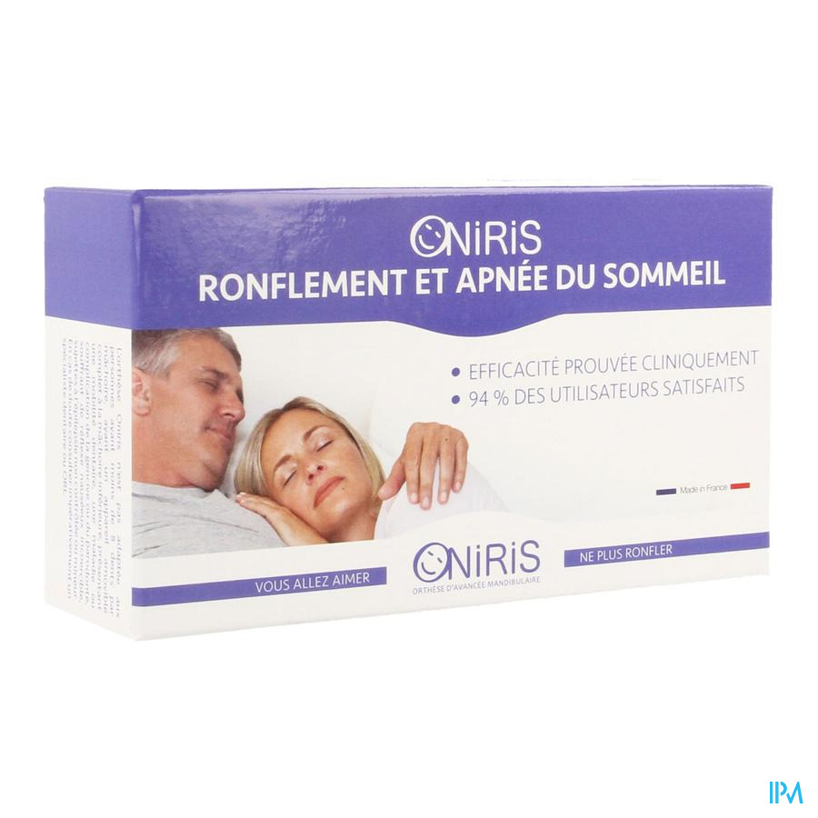 Oniris Orthese A/ronflement 2