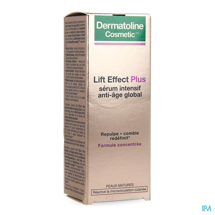 Dermatoline Cosmetic Le+ A/age Glob.serum Int.30ml