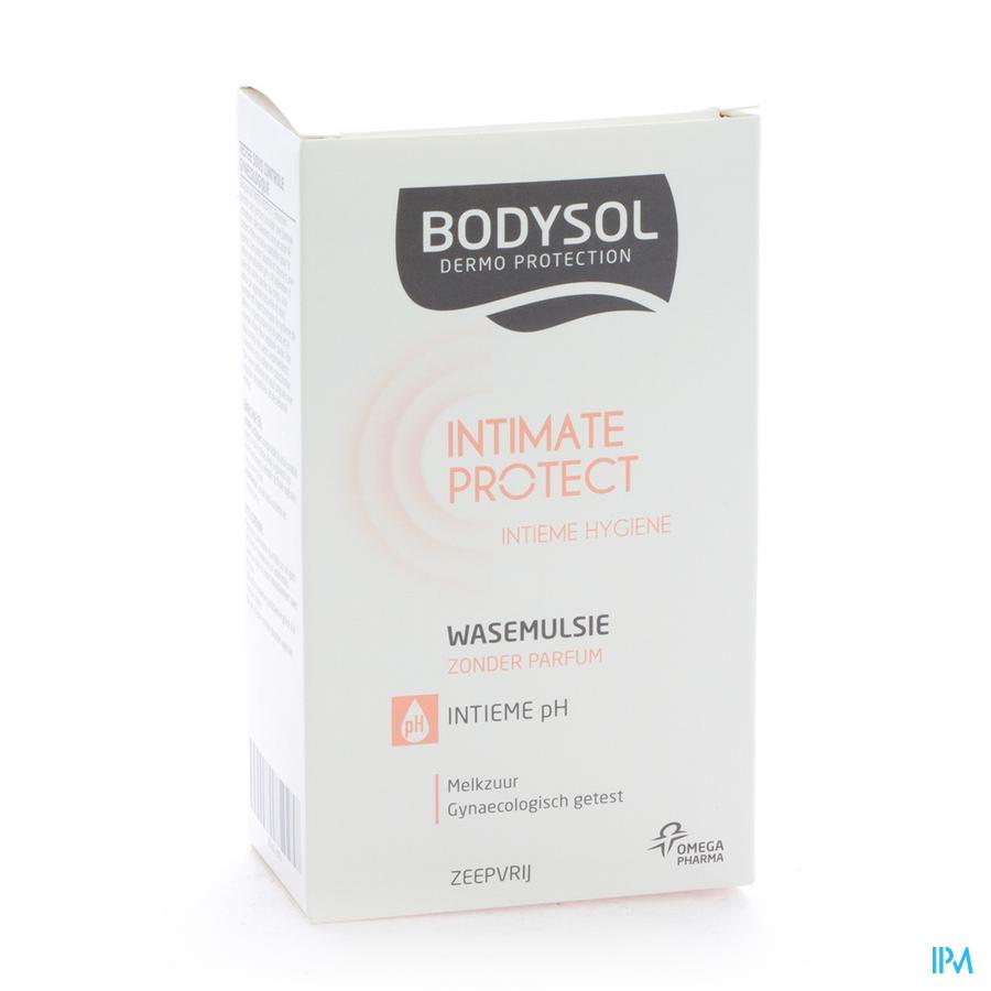 BODYSOL INTIMA WASEMULSIE N/PARF NF 250ML