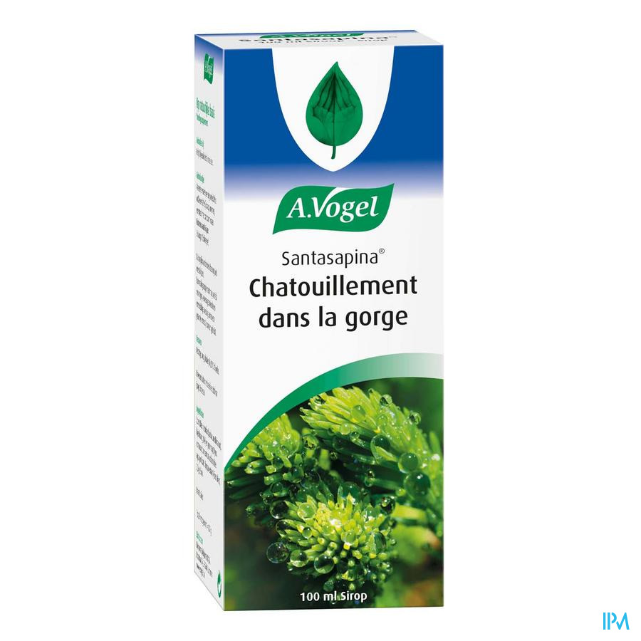 A.Vogel Santasapina Sirop 100ml