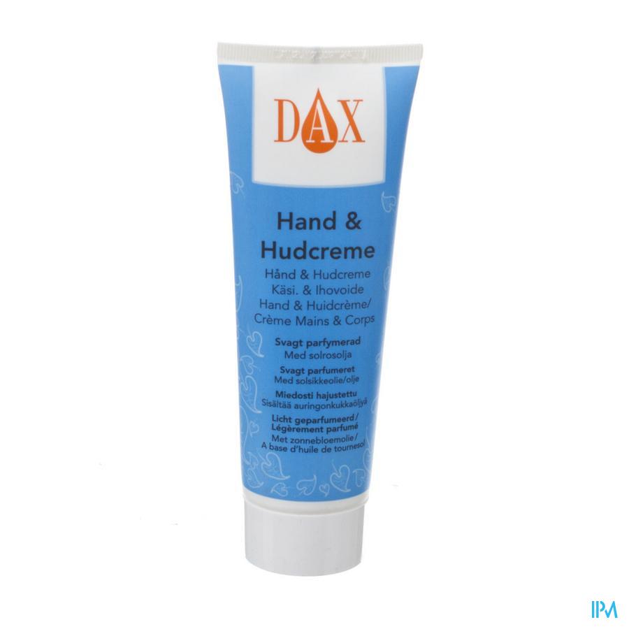 Dax Hand En Huidcreme Licht Parf Tube 125ml C282