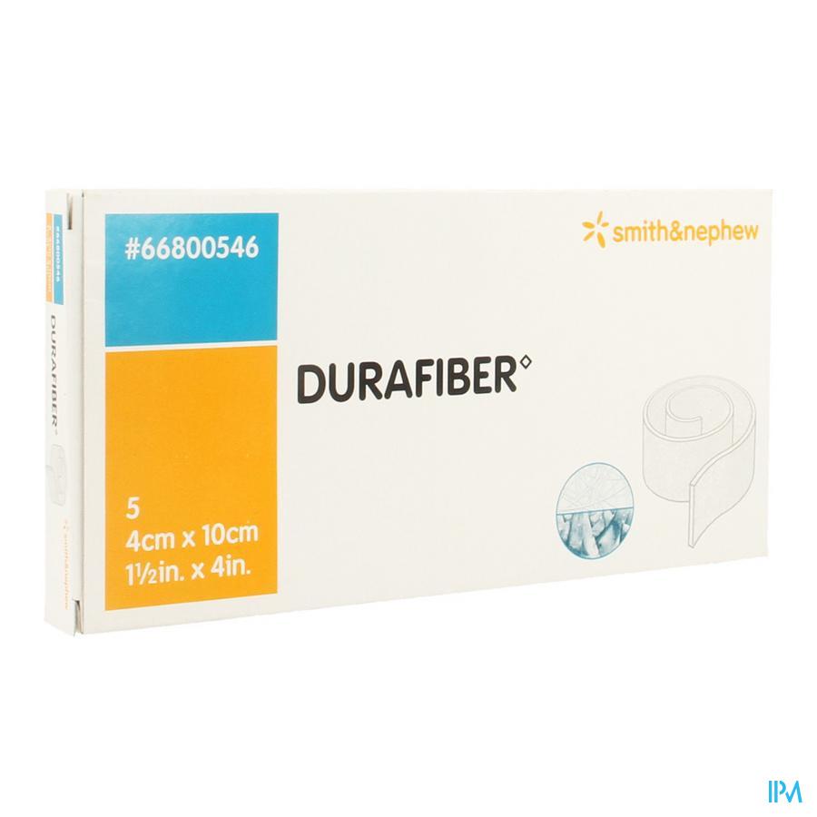 Durafiber Verband 4x10cm 5