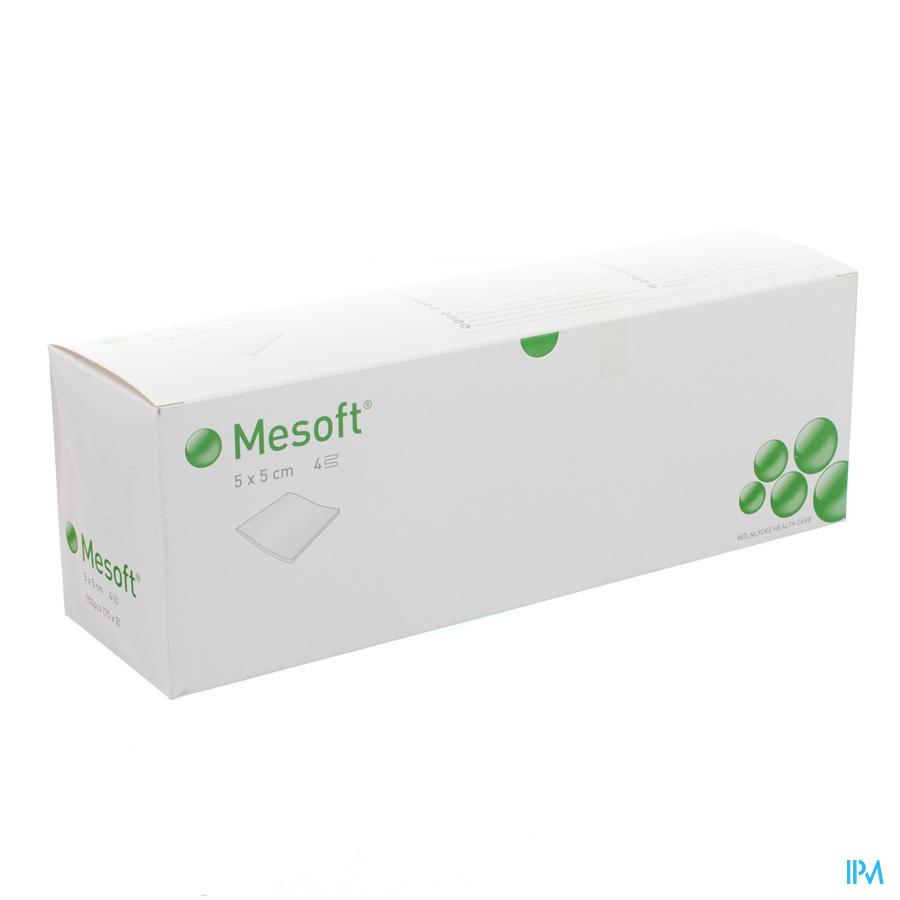 Mesoft Kompres Steriel 4l 5x 5cm 75x2 156040 - Molnlycke Healthcare