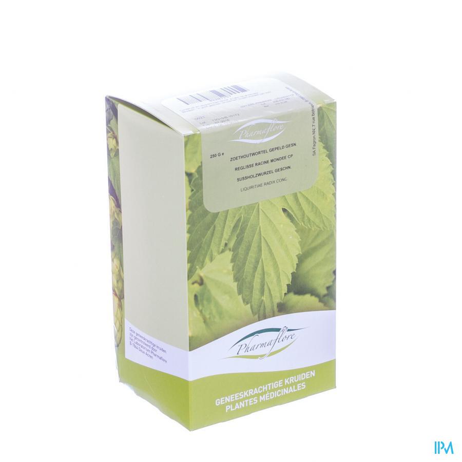 Zoethoutwortel Gepeld 250g Pharmafl