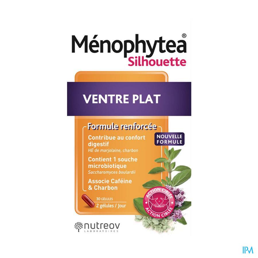 Menophytea Silhouette Ventre Plat Boite Comp 60