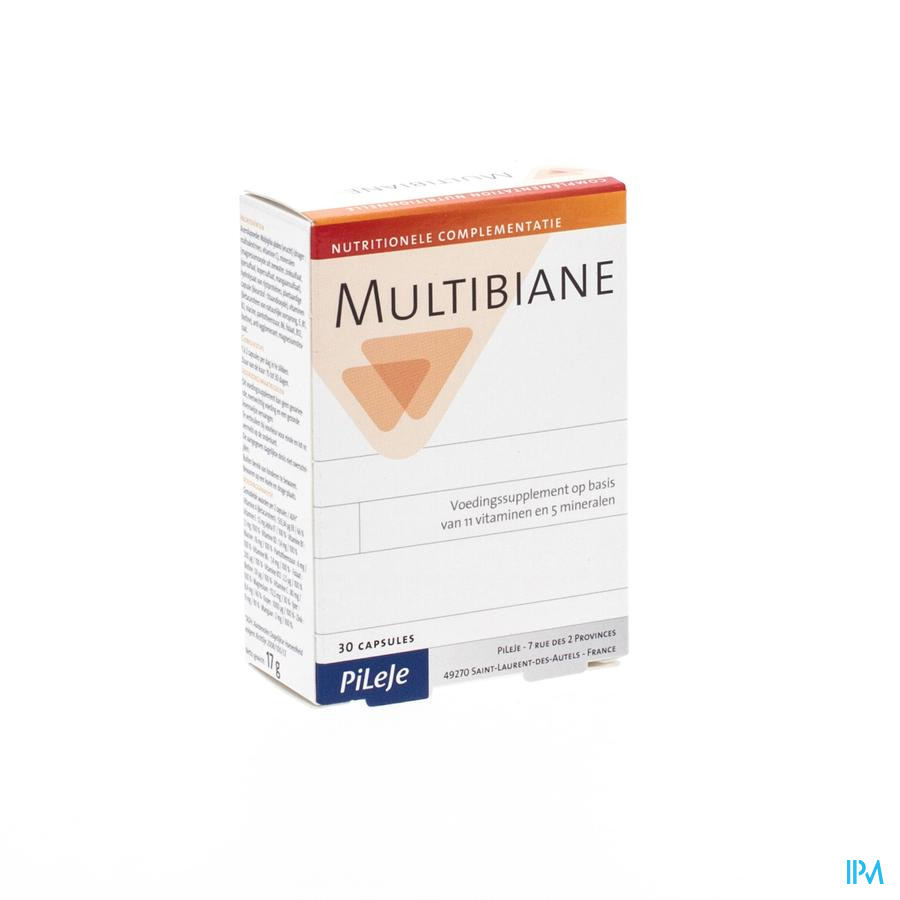 Multibiane Gel 30x586mg
