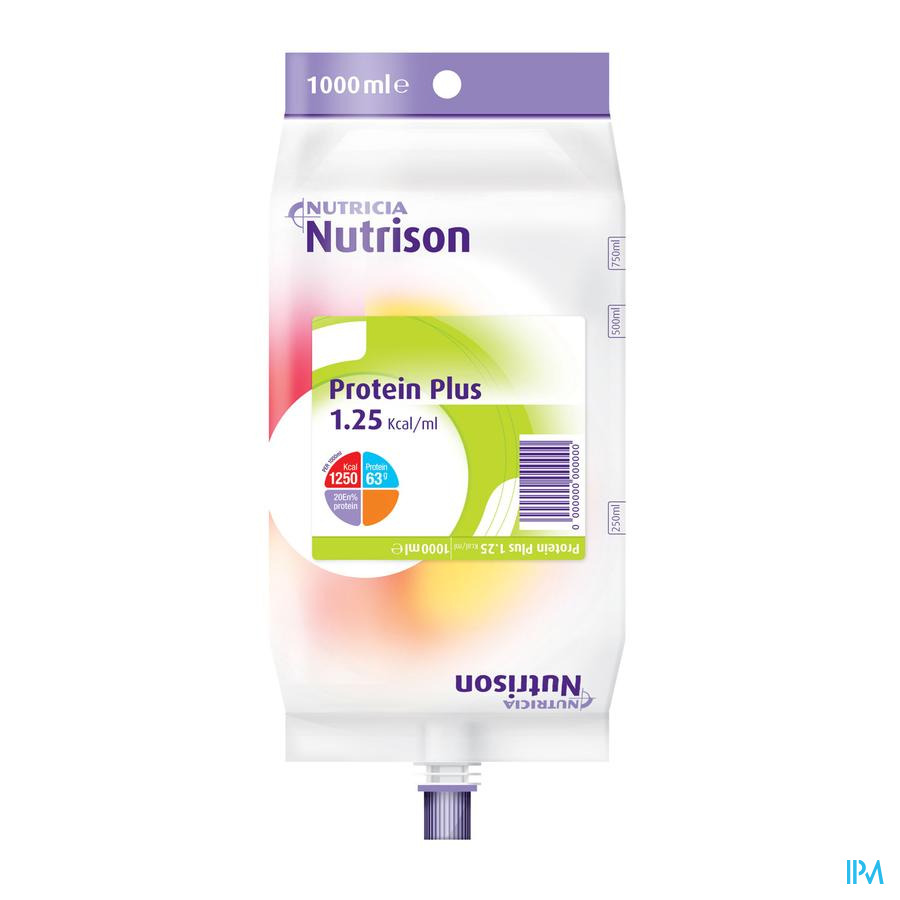 NUTRISON PACK PROTEIN PLUS   1000ML