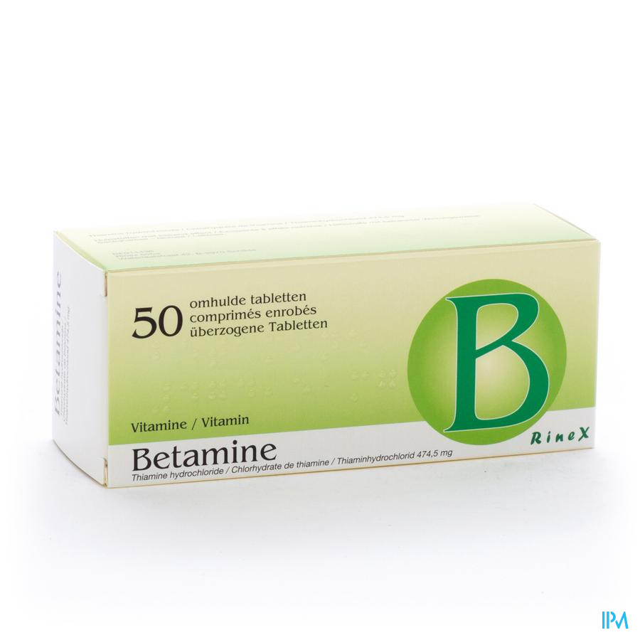 Betamine 500 Drag. 50