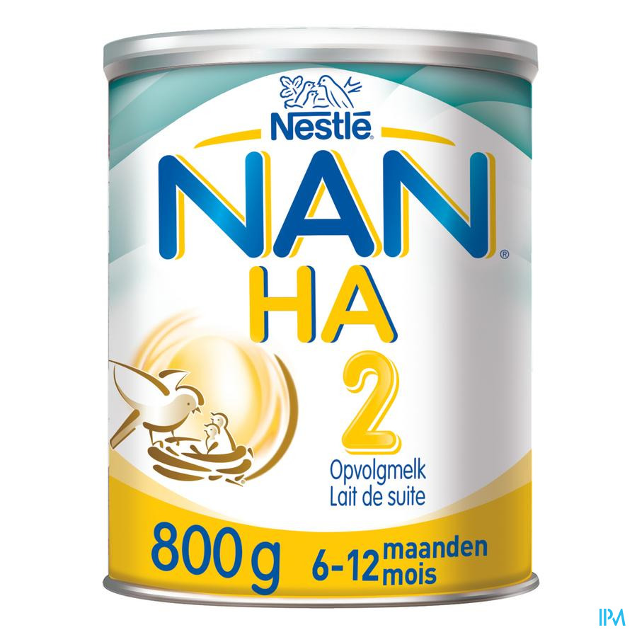 Nan Optipro Ha2 Lait Pdr 800g