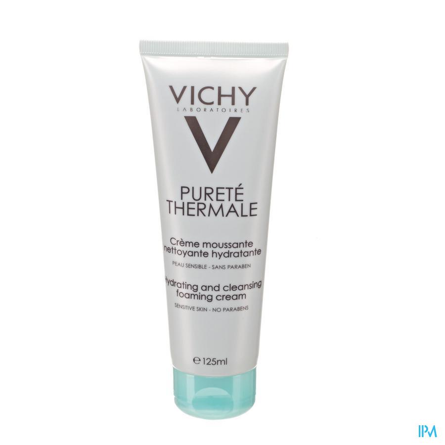 Vichy Purete Thermale Creme Schuimend 125ml