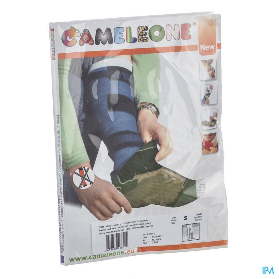 Cameleone Onderbeen Gesloten Teen Camouflage S 1 kopen doe je voordelig hier