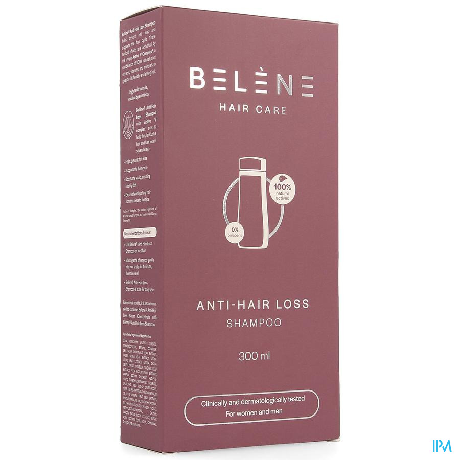 Belene Hair Growth Shampoo 300 ML