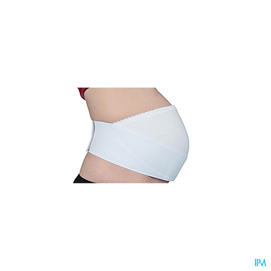 Bota Lumbota Zwangerschapsgordel Wit M