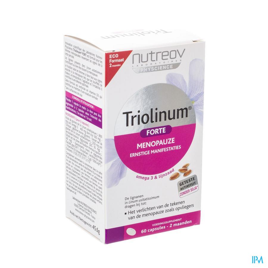 Triolinum Fort 2 Maand Caps 60