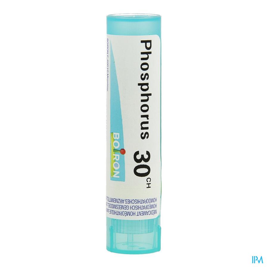Phosphorus 30ch Gr 4g Boiron