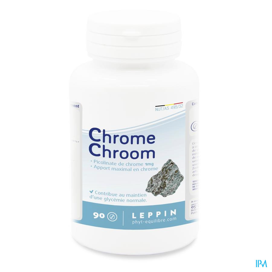 Leppin Chrome Tabl 90