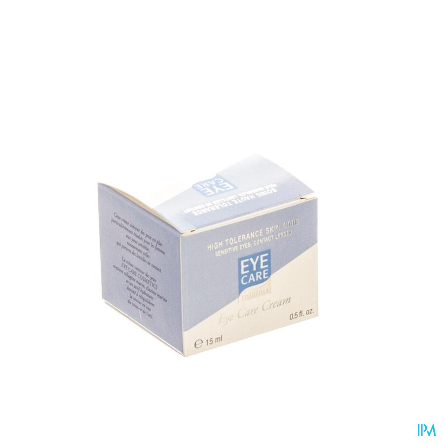 Eye Care Creme Oogomtrek 15ml 102