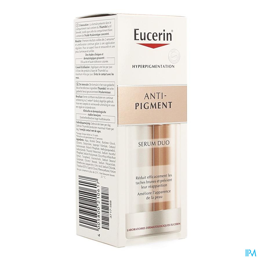 Eucerin A/pigment Doubel Serum 30ml