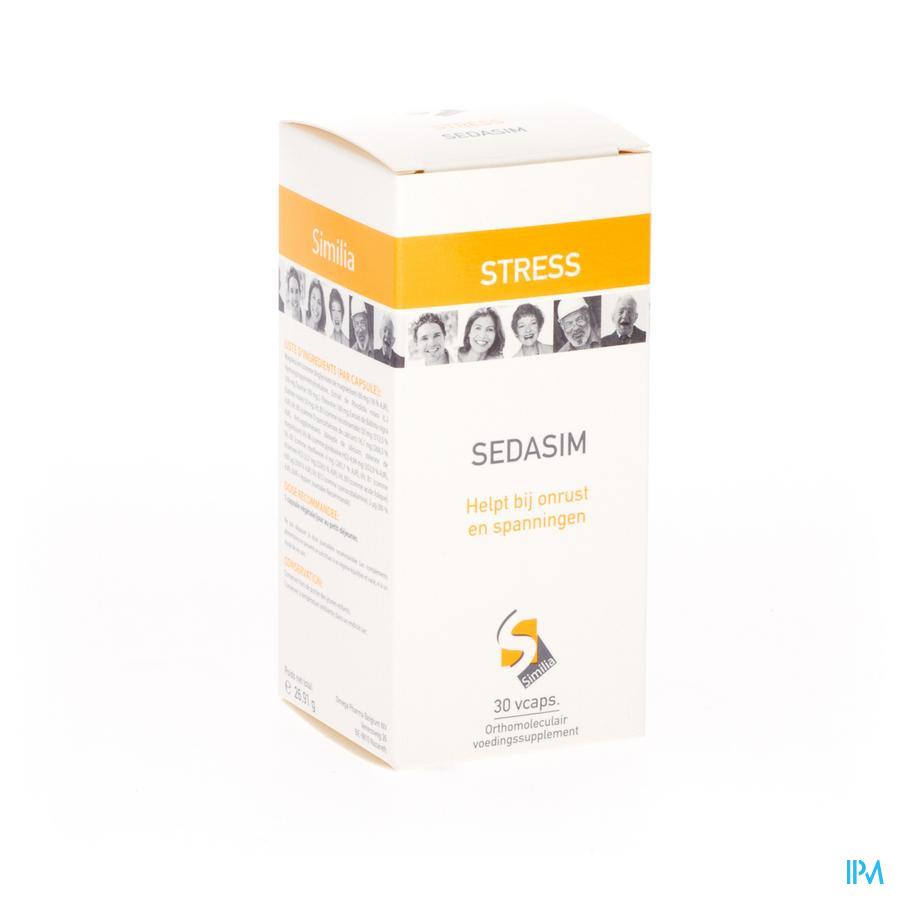 SEDASIM                       V-CAPS 30 S472 SIMIL