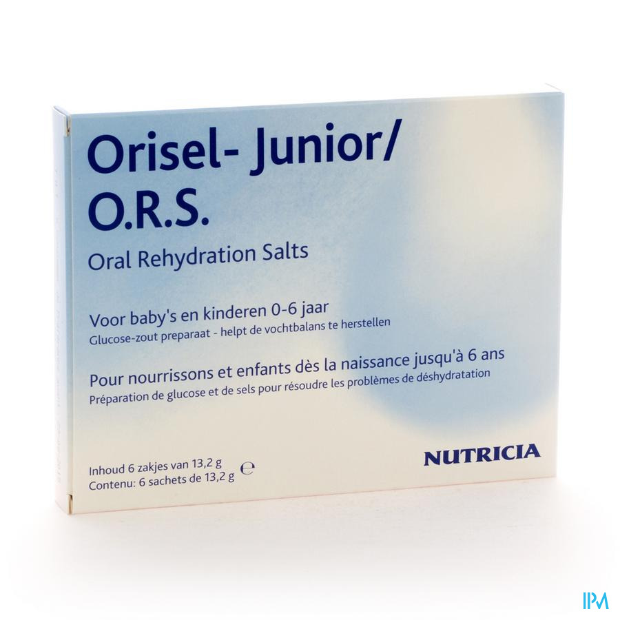 Ors Orisel Junior Pdr 6x13,2g