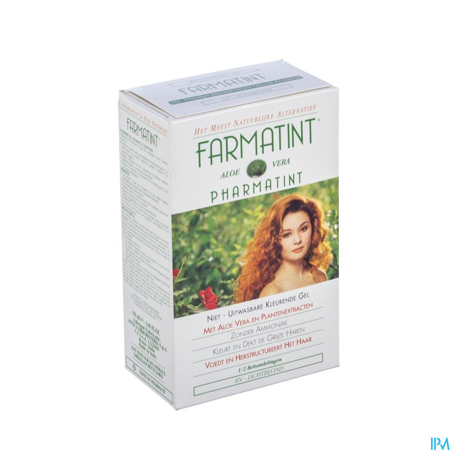 Farmatint Blond Clair/ Licht 8n
