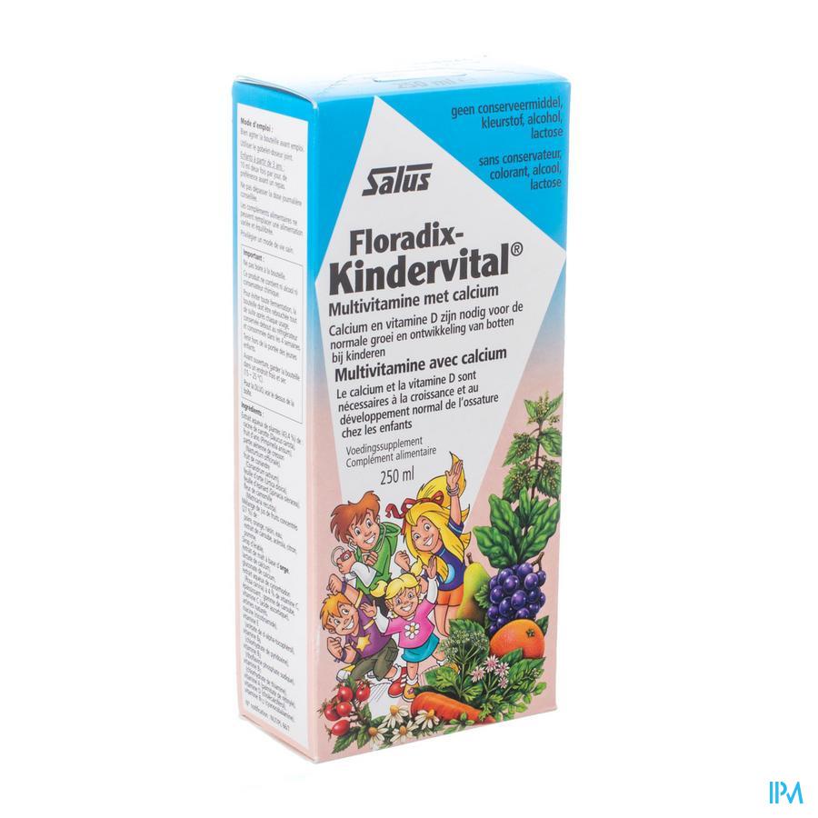 Salus Floradix Kindervital Elexir 250ml