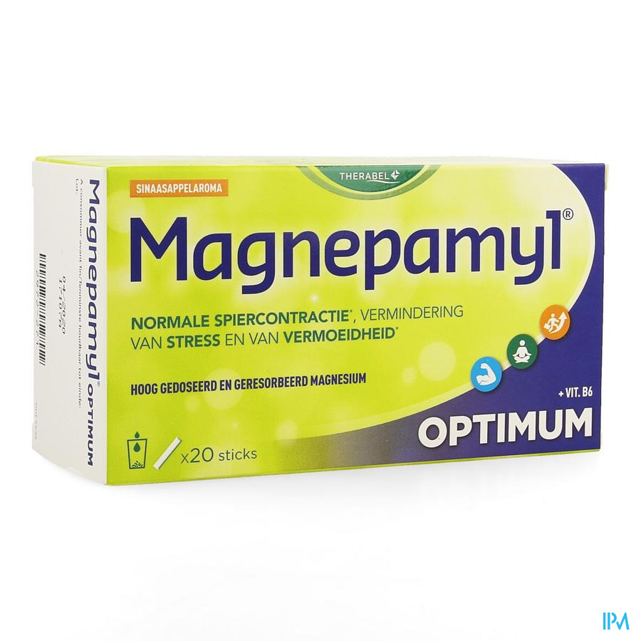 Magnepamyl Optimum Stick 20