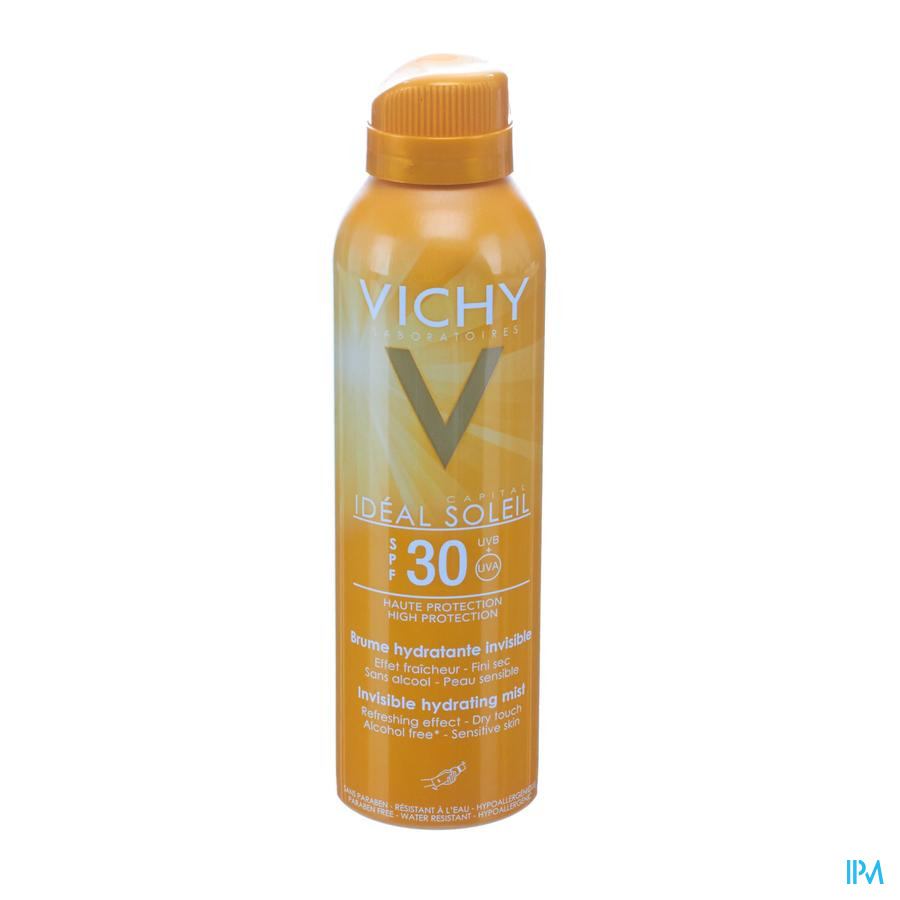 Vichy Cap Sol Ip30 Body Mist 200ml