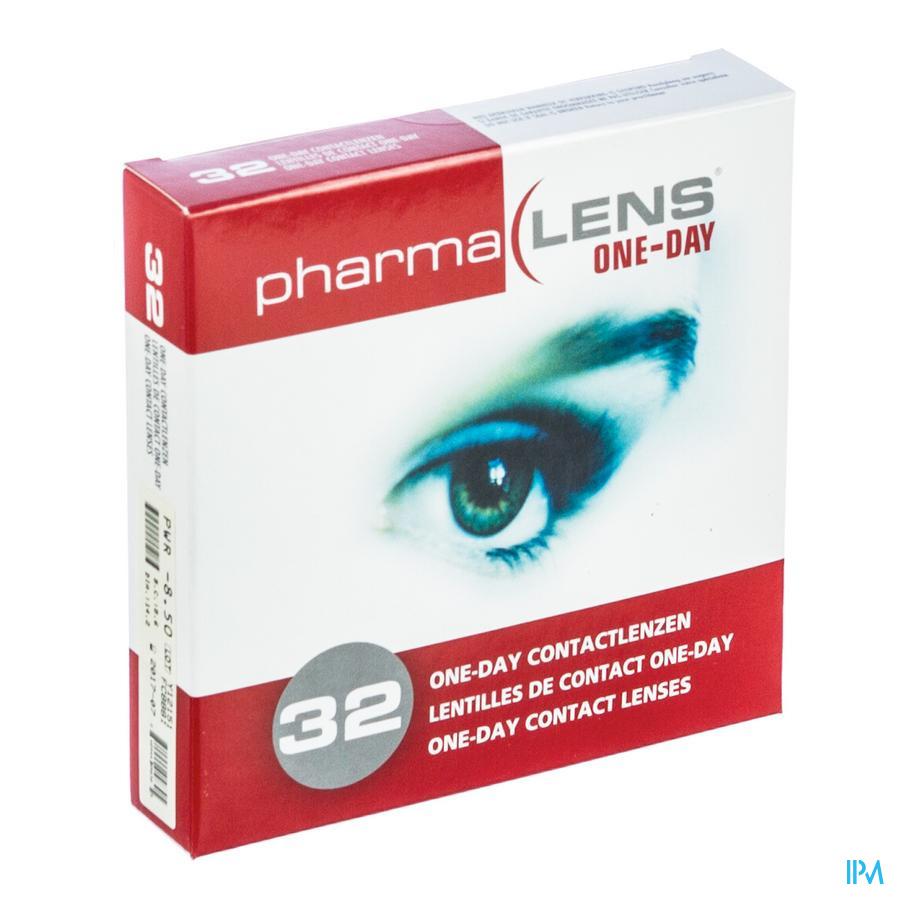 Pharmalens One Day -8,50 32