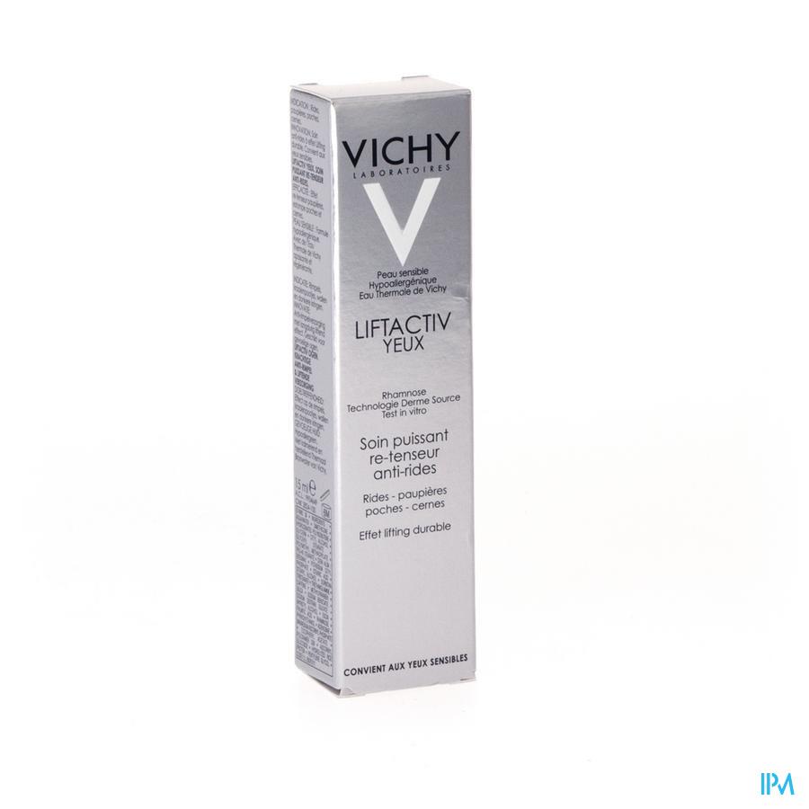 Vichy Liftactiv Derm Source Yeux 15ml