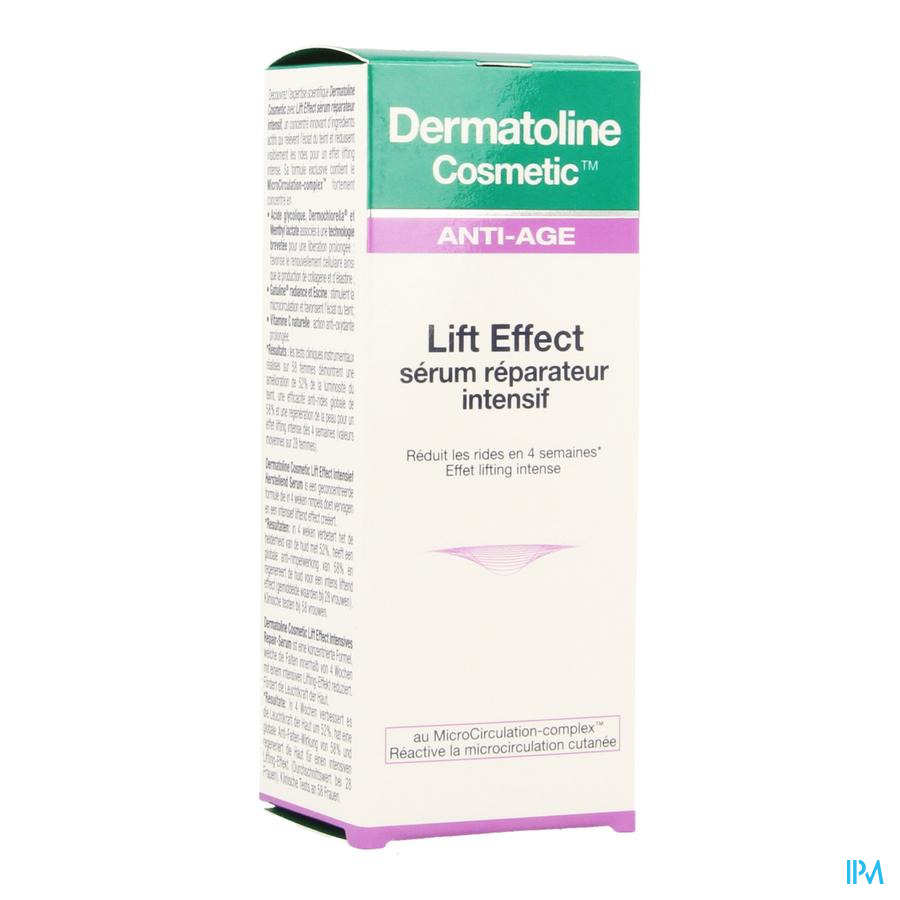 Dermatoline Cosmetic Le Serum Reparateur 30ml