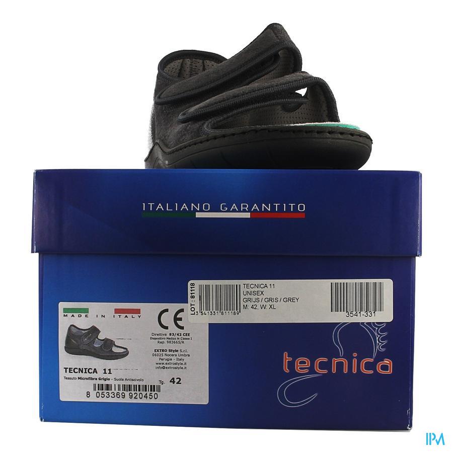 Tecnica 11 Comfort Grijs M 42 W Xl