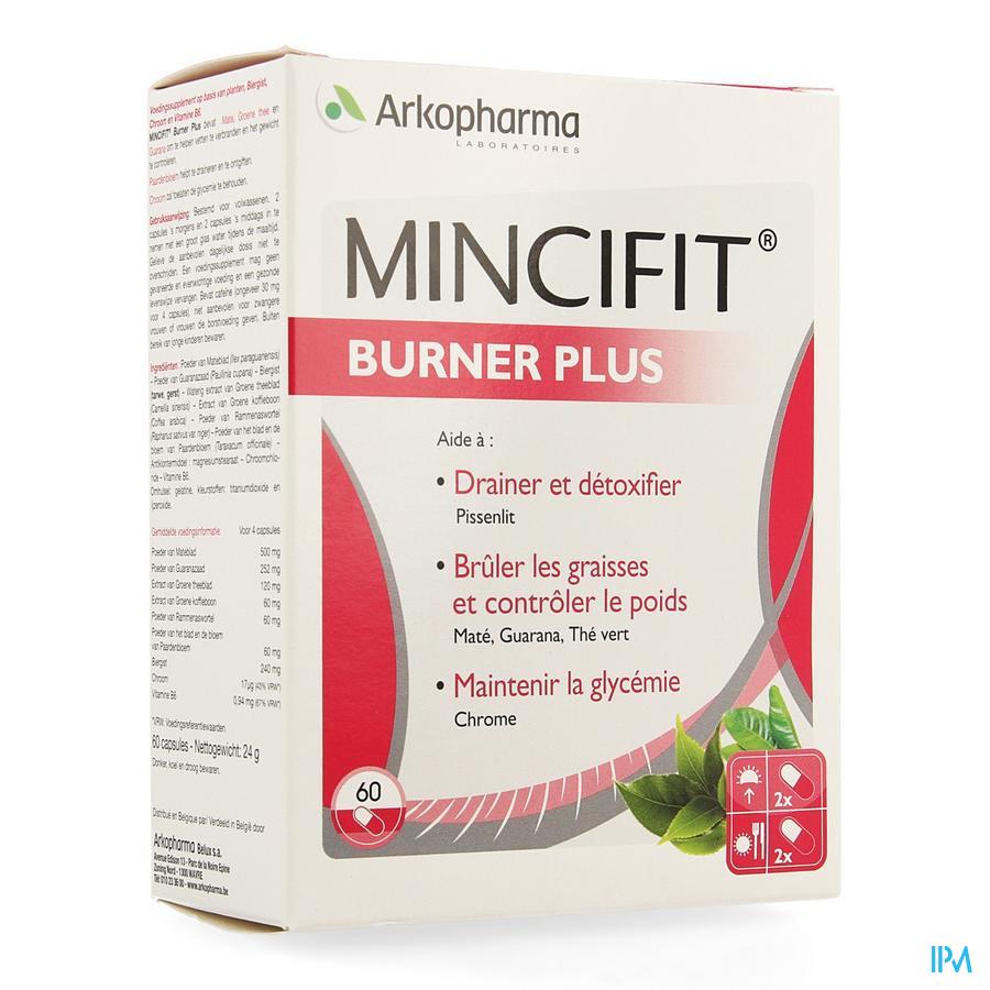 Mincifit Burner Plus Caps 60