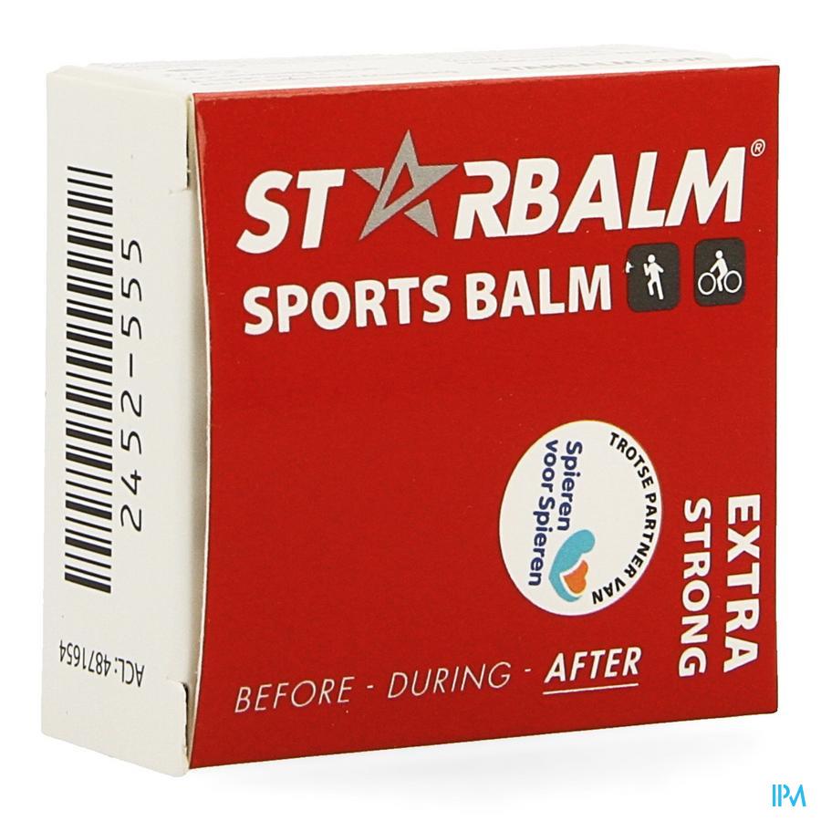Star Balm Rouge 10 gr