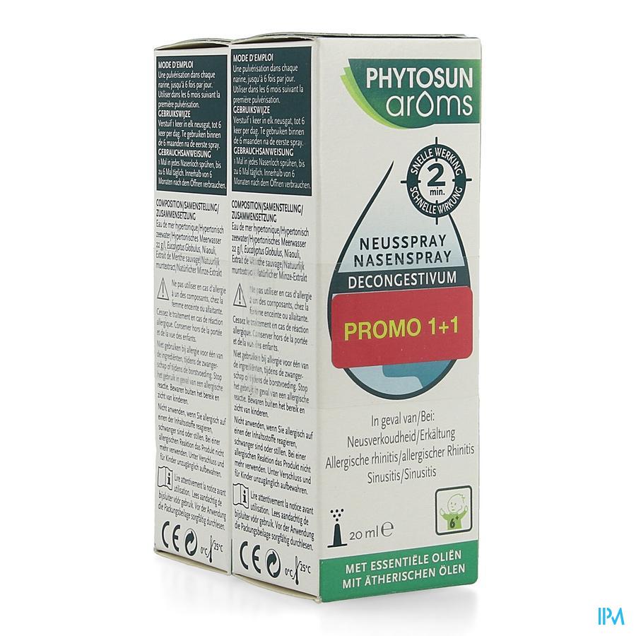 Phytosun Keelspray 20ml Promo 1+1