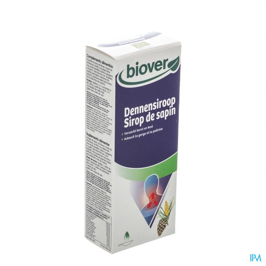 Biover Dennensiroop Bio 150ml